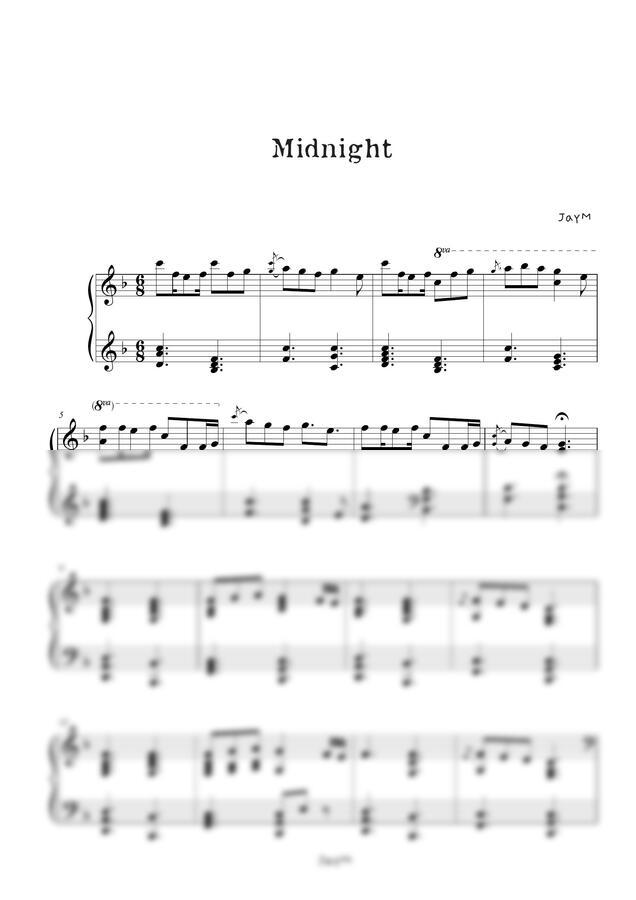 JayM(제이엠) - Midnight
