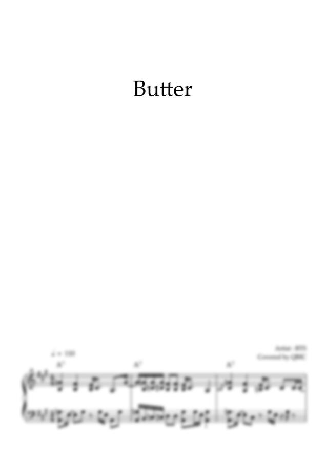 방탄소년단 (BTS) - Butter by QBIC