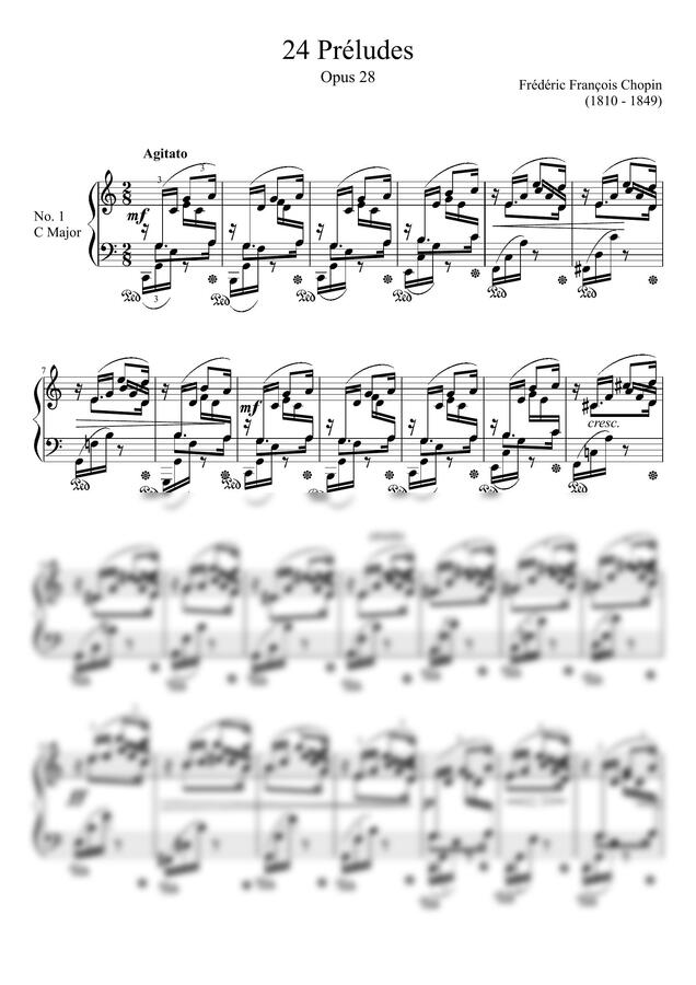 Chopin - Preludes 쇼팽 프렐류드 전곡 by JUNPIN